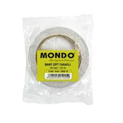Mondo - Mondo Çift Taraflı Bant 38x25 m