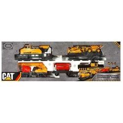 Neco Toys - Neco Toys Cat Işıklı Ekspres Büyük Tren Seti