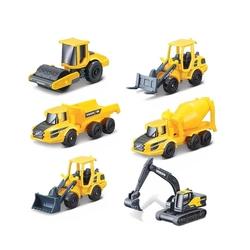 Neco Toys Maisto Volvo 7.5 cm Araçlar Oyun Seti - Thumbnail