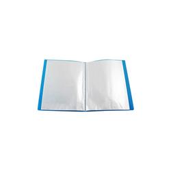 Noki - Noki Sunum Dosyası Cepli 30 Yapraklı A4 Mavi