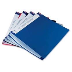 Noki - Noki Sunum Dosyası Cepli 80 Yaprak A4 Mavi