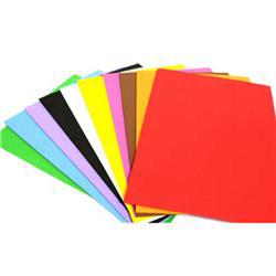 Okul - Okul Craftzone A4 10 Renk Yapışkanlı Eva