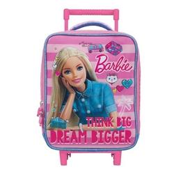 Otto - Otto Çekçek Anaokulu Çantası Barbie Box Dreamhouse