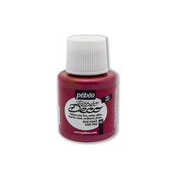 Pebeo - Pebeo Ahşap Boyası 110 ml Rose Fonce