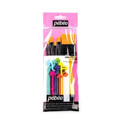 Pebeo - Pebeo Fırça Seti 6'lı