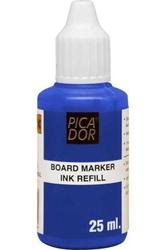 Picador - Picador 158 Board Marker Mürekkebi 25 ml Mavi