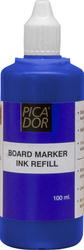 Picador - Picador 195 Board Marker Mürekkebi 100 ml Mavi
