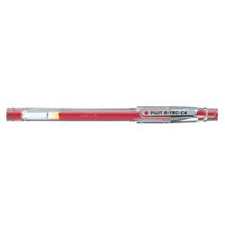 Pilot - Pilot C4 Jel Pilot Kalem 0.4 mm Kırmızı