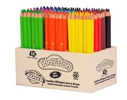 Play-Doh - Playdoh Kuru Boya Altıgen Tekli