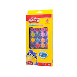 Play-Doh - Playdoh Sulu Boya 23 mm x 36'lı