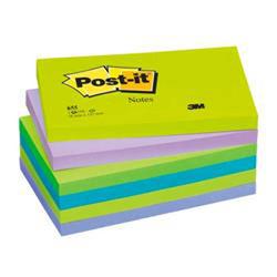 Post-it - Post-it Yapışkanlı Not Kağıdı 76x127 Yeşil Tonları 1 Adet