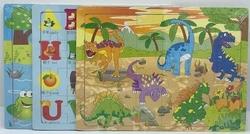 Rasyonel - Rasyonel Ahşap Puzzle 24 Parça