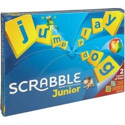 Mattel - Mattel Y9733 Scrabble Junior Türkçe