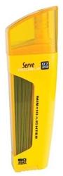 Serve - Serve 2B 80 Adet Min Fosforlu Kalem 0.7 mm Sarı
