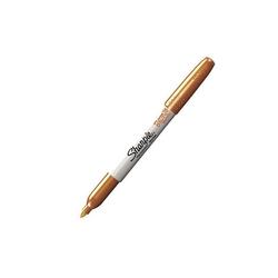 Sharpie - Sharpie Metalik Markör Bronz