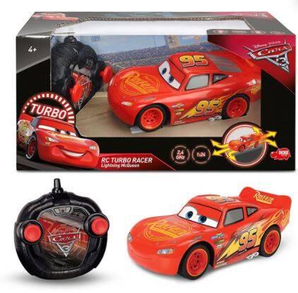 Simba Rc Cars 3 Turbo Racer Lightning Mcqueen