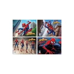 Spiderman - Keskin Color Spiderman Spiralli Resim Defteri 25x35cm 15 Yaprak