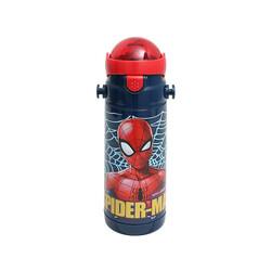 Spiderman - Spiderman Salto Great Power Paslanmaz Çelik Matara