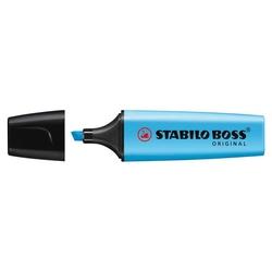 Stabilo - Stabilo Boss Fosforlu Kalem Mavi