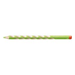 Stabilo - Stabilo Easy Colors Kuru Boya Kalemi Sağ El Açık Yeşil
