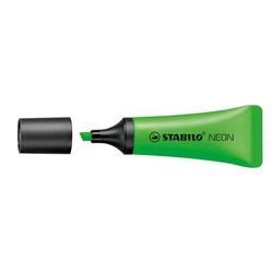 Stabilo - Stabilo Fosforlu İşaretleme Kalemi Neon Yeşil