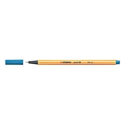 Stabilo - Stabilo Point 88 Keçeli Kalem 0.4 mm Açık Mavi