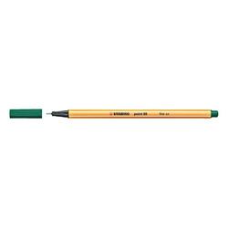 Stabilo - Stabilo Point 88 Keçeli Kalem 0.4 mm Çam Yeşili