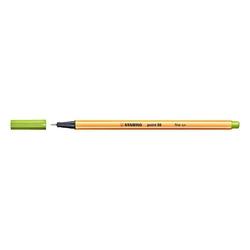 Stabilo - Stabilo Point 88 Keçeli Kalem 0.4 mm Elma Yeşili