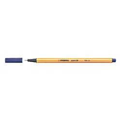 Stabilo - Stabilo Point 88 Keçeli Kalem 0.4 mm Gece Mavisi