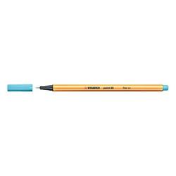 Stabilo - Stabilo Point 88 Keçeli Kalem 0.4 mm Gök Mavisi