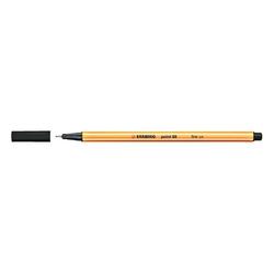 Stabilo - Stabilo Point 88 Keçeli Kalem 0.4 mm Siyah