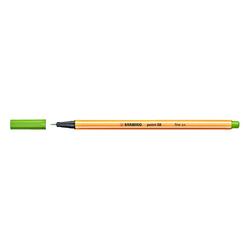 Stabilo - Stabilo Point 88 Keçeli Kalem 0.4 mm Yaprak Yeşili