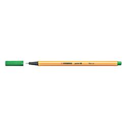 Stabilo - Stabilo Point 88 Keçeli Kalem 0.4 mm Yeşil