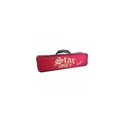 Star Oyun - Star Okey 1010365 Premium Ahşap Okey Çantalı