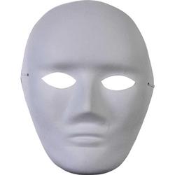 Südor - Südor Maske Karton Yüz Büyük