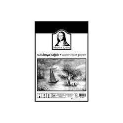 Südor - Südor Sulu Boya Kağıdı 25x35 160 gr10 Yaprak