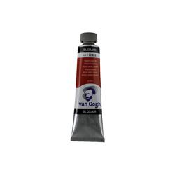 Talens - Talens Yağlı Boya 40ml 378 Transparent Oxide Red