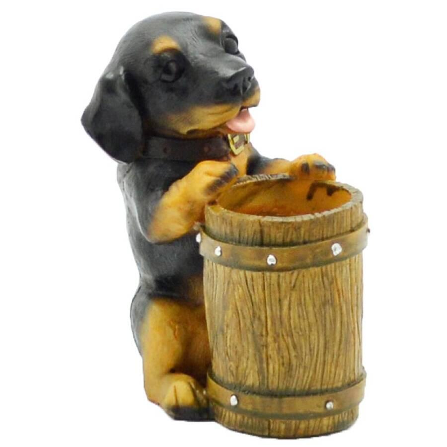 Taros Kalemlik Köpek Figürlü