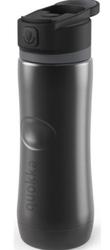 Taros - Taros Quokka Stainless Steel Bottle Spring Ebony 600 ml