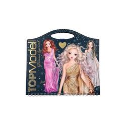 Top Model - Top Model Glamour Boyama Kitabı 733