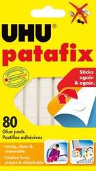 Uhu - Uhu Patafix Hamur Yapıştırıcı 80'li Beyaz 41710