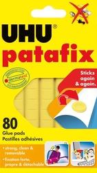 Uhu - Uhu 50140 Tac Patafix Sarı Yapıştırıcı