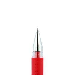 Uni-Ball - Uni-Ball Dx Signo Roller Kalem 0.38 mm Kırmızı