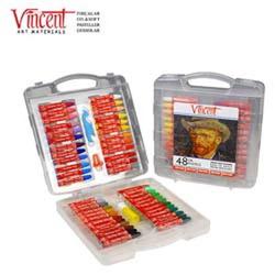Vincent - Vincent Oil Pastel 48'li
