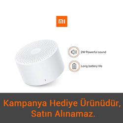 Xiaomi - Xiaomi Mi Compact Bluetooth Speaker 2 White