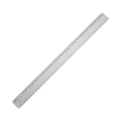 Adel - Adel Plastik Cetvel 50 cm